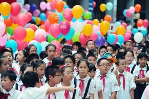 Bộ GD&ĐT phản hồi thời gian tựu trường học sinh trường tư