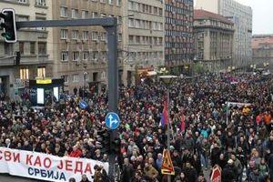 'Kẻ phá nát Nam Tư' muốn rửa hận bằng bạo động?