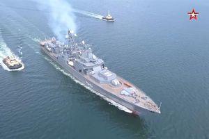 Nga hoàn thành nâng cấp khu trục hạm Udaloy để mang Zircon