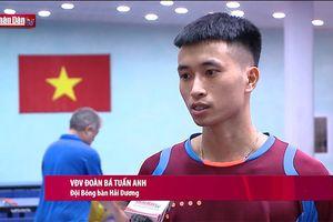 Giải vô địch bóng bàn toàn quốc Báo Nhân Dân - Cây vợt trẻ xuất sắc