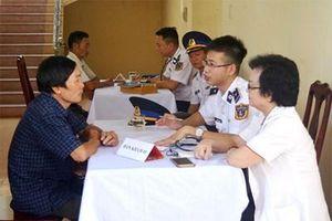Vùng Cảnh sát biển 2 tổ chức chương trình 'Cảnh sát biển đồng hành cùng ngư dân'