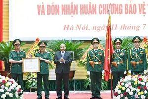 Thủ tướng Nguyễn Xuân Phúc:Xây dựng ngành hậu cần chính quy, hiện đại; bảo đảm thế trận hậu cần nhân dân hiệu quả, vững chắc