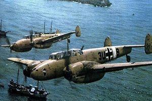 Messerschmitt Bf-110: 'Ác quỷ săn đêm' ít biết của Không quân Đức một thời