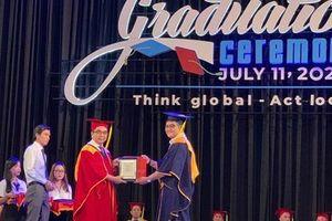Trường ĐH Hoa Sen trao bằng tốt nghiệp lần thứ 36
