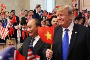 25 năm quan hệ Việt -Mỹ: Từ cựu thù thành bằng hữu
