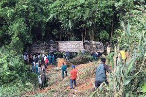 Xe khách lao xuống vực ở Kon Tum: Tin tức mới nhất về tình hình các nạn nhân