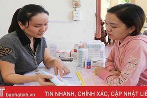 Đẩy lùi Covid-19, bảo vệ quyền và sức khỏe của phụ nữ, trẻ em gái ở Hà Tĩnh