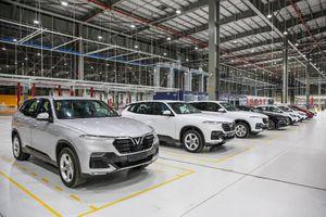 Thị trường ôtô Việt 'lao dốc' 30% doanh số trong nửa đầu năm 2020