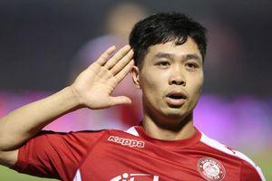 Công Phượng, Bùi Tiến Dũng chơi ấn tượng giúp TP.HCM đầu bảng V-League