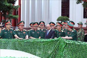 Thủ tướng Nguyễn Xuân Phúc dự lễ kỷ niệm 70 năm Ngày truyền thống hậu cần quân đội