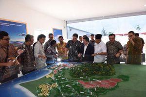 Indonesia xây dựng hai đặc khu kinh tế trị giá 1,5 tỷ USD