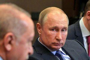 'Kiểm soát Libya không dễ như Syria': Không tự lượng sức, Nga-Thổ chuốc thất bại?