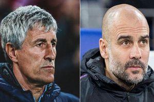 Pep và Setien lo lắng, người Bayern tự tin sau lễ bốc thăm Champions League