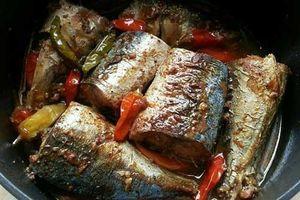 2 món ăn ngon đưa cơm bao nhiêu cũng hết từ cá nục