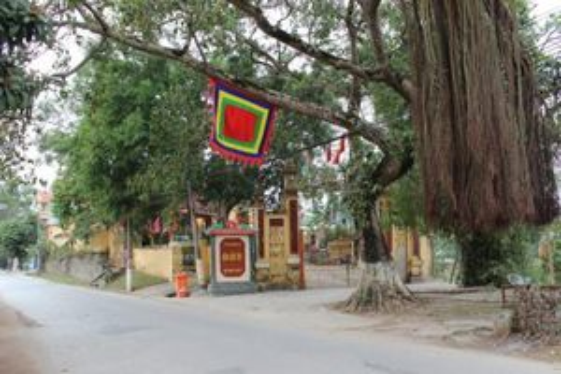 Lạng Sơn tứ trấn - Trấn Tây thờ vọng đức Thánh Trần