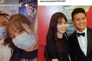 Quang Hải và bạn gái Huỳnh Anh hạnh phúc kỉ niệm 2 tháng yêu nhau