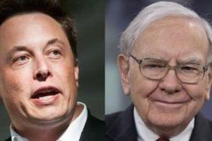 Ông chủ hãng xe Tesla Elon Musk chính thức giàu hơn Warren Buffett