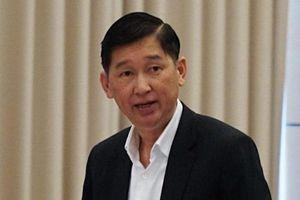 Khởi tố Phó chủ tịch UBND TP. HCM Trần Vĩnh Tuyến