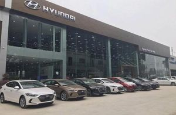 Hyundai tiếp tục 'vượt' Toyota để dẫn đầu thị trường ôtô Việt trong tháng 6