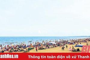 Du lịch biển Hải Tiến: Khẳng định thương hiệu, nâng tầm điểm đến