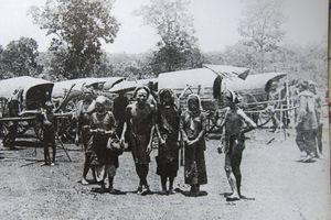 Những chợ biên mậu đầu tiên trên đất Tây Ninh