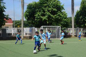 Huyện Châu Đức: 31 đội bóng dự giải bóng đá mini U11, U13 lần II năm 2020