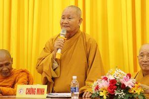 An Giang : Sơ kết Phật sự 6 tháng đầu năm 2020