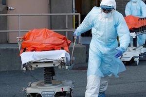 Mỹ xác lập kỷ lục số ca nhiễm COVID-19 mới theo ngày