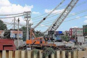 TP.HCM: 'Cầu chờ đường, đường chờ cầu' và hàng chục dự án dang dở