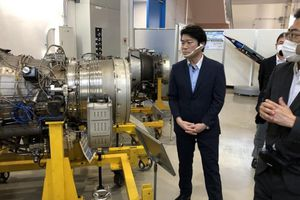 Nhật Bản vô tình lộ ảnh tên lửa siêu thanh đang phát triển?