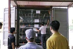 Gần 3800 xe điện Việt Nam tiến vào thị trường Cuba