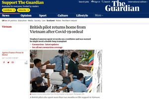 Lời thán phục Việt Nam ngập tràn báo chí quốc tế