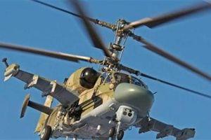 Ka-52M được trang bị tên lửa chống tăng xa nhất thế giới
