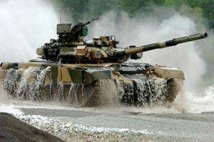 Trung Quốc tin Ấn Độ mất 18 chiếc T-90 tại biên giới?