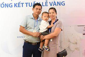 Nước mắt mang tên 'hạnh phúc' của những bà mẹ hiếm muộn