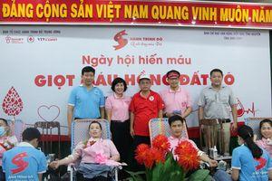 Người dân đất võ Bình Định hiến 1.355 đơn vị máu