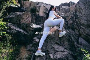 Nữ thần gym Trung Quốc lộ bí kíp sở hữu vòng 1, vòng 3 hơn mét
