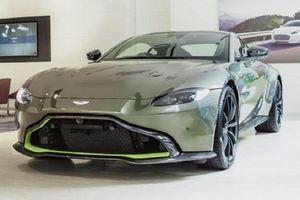 Siêu xe Aston Martin Vantage V8 tại Malaysia 'nhái' Vantage AMR