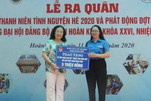 Tuổi trẻ quận Hoàn Kiếm sáng tạo, tình nguyện vì cộng đồng
