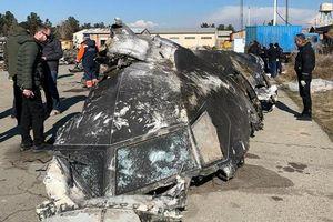 Iran thừa nhận bắn nhầm máy bay Ukraine chở 176 người