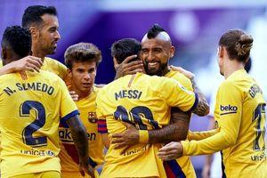 Lionel Messi lại khiến La Liga 'trầm trồ' với kỷ lục mới