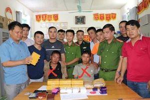 Bắt 2 'ông trùm' ma túy, thu giữ số lượng ma túy cực lớn ở Điện Biên
