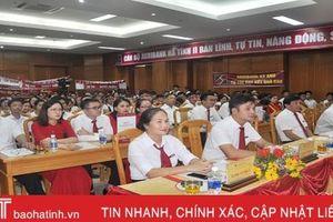 200 thí sinh tham gia hội thi kiến thức nghiệp vụ Agribank Hà Tĩnh II
