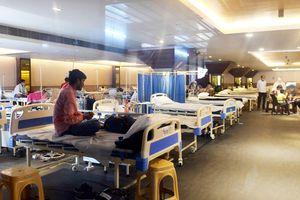 Ấn Độ phát hiện hơn 28.000 ca nhiễm COVID-19 mới trong 24 giờ