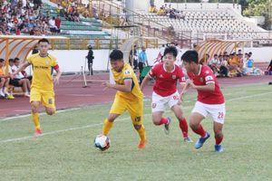 V-League 2020: Trận 'Derby xứ Nghệ' có kết quả hòa