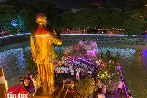 Khu lưu niệm và Đền thờ Chủ tịch Hồ Chí Minh tại Bắc Ninh nhận 3 bằng Kỷ lục Quốc gia