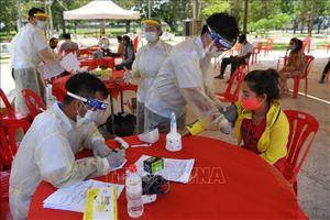 Campuchia phát hiện thêm 15 ca mắc COVID-19