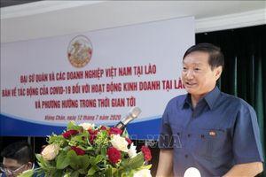 Tác động của dịch COVID-19 với hoạt động kinh doanh tại Lào