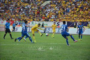 Dược Nam Hà Nam Định đánh bại Quảng Nam trên sân nhà