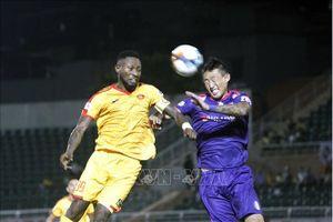 Thắng đậm Thanh Hóa, Sài Gòn FC giữ vững ngôi đầu